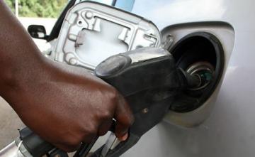 Carburant dans une voiture