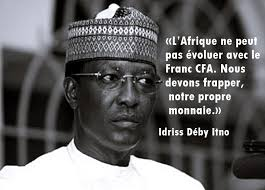 Le président du Tchad SEM Idriss Dédy Itno, ph. panafricain.tv