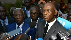 Révision de la constitution: les partis de l'opposition, ph. rfi.fr