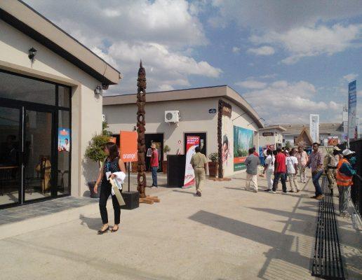 visite des stands pour percevoir les cultures des pays francophones