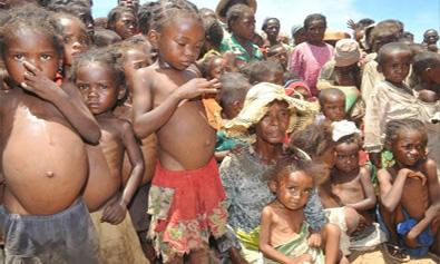 malgaches dans le sud de Madagascar
