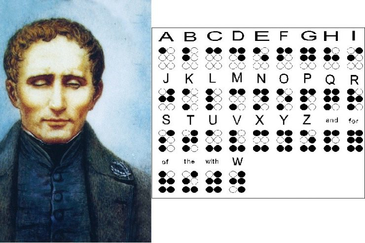 Louis Braille et son invention le braille