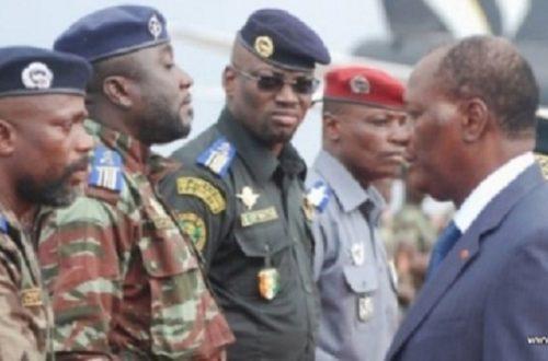 Article : Armée ivoirienne : le retour des ex-chefs de guerre