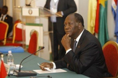 Article : La Côte d'Ivoire face à la grogne sociale