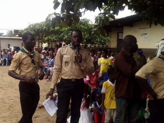 Groupe scout Les Siamois
