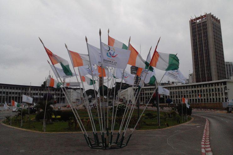 place de la république à Abidjan