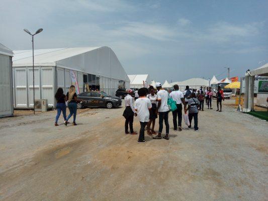 visiteurs au sita 2018