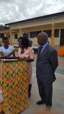 Lycée Dominique Ouattara de Kong