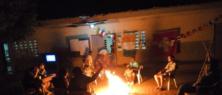 Article : TROIS SEMAINES DANS UN CAMP DE SCOUTS À GRAND-LAHOU (1re partie)